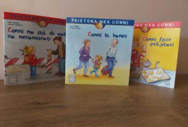 Conni, cărți pentru copii