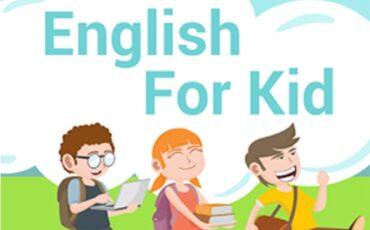 Copiii învață Engleza acasă
